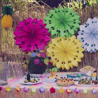 Island party ideas – games, decorations, invitations, food