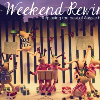 Weekend Rewind 67 | Dancing into the hols