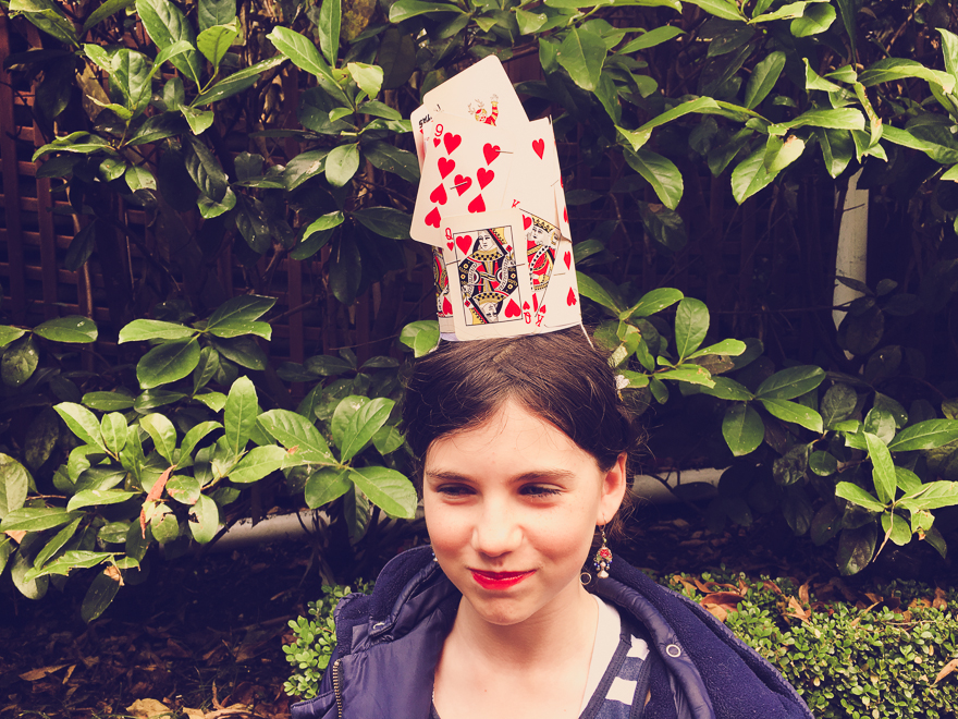 Alice in Wonderland Party on a budget